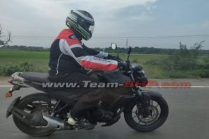 Next Generation Yamaha FZ150 Spied