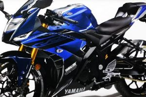 Next Generation Yamaha R3 Rendered