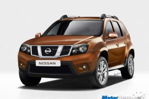 Nissan Badged Duster SUV