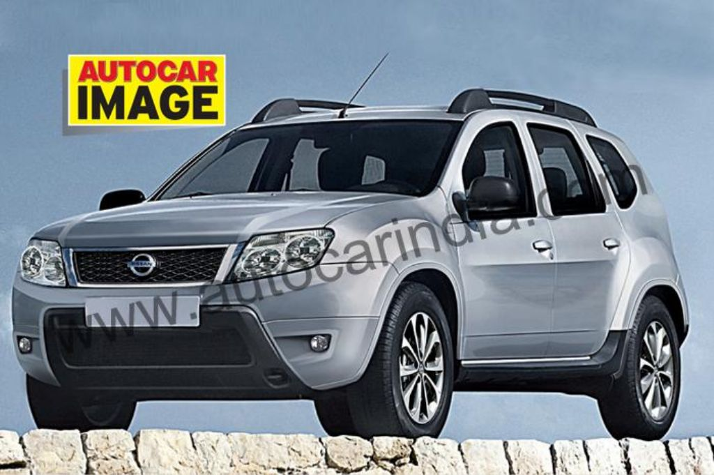 Nissan Duster Confirmed For 2013 Launch