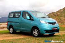 Nissan Evalia Test Drive Review