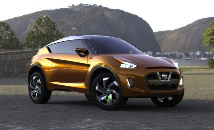 Nissan Extreme Concept Overlook