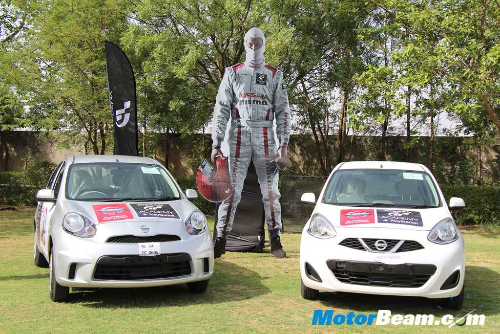 Nissan GT Academy Driving Challenge