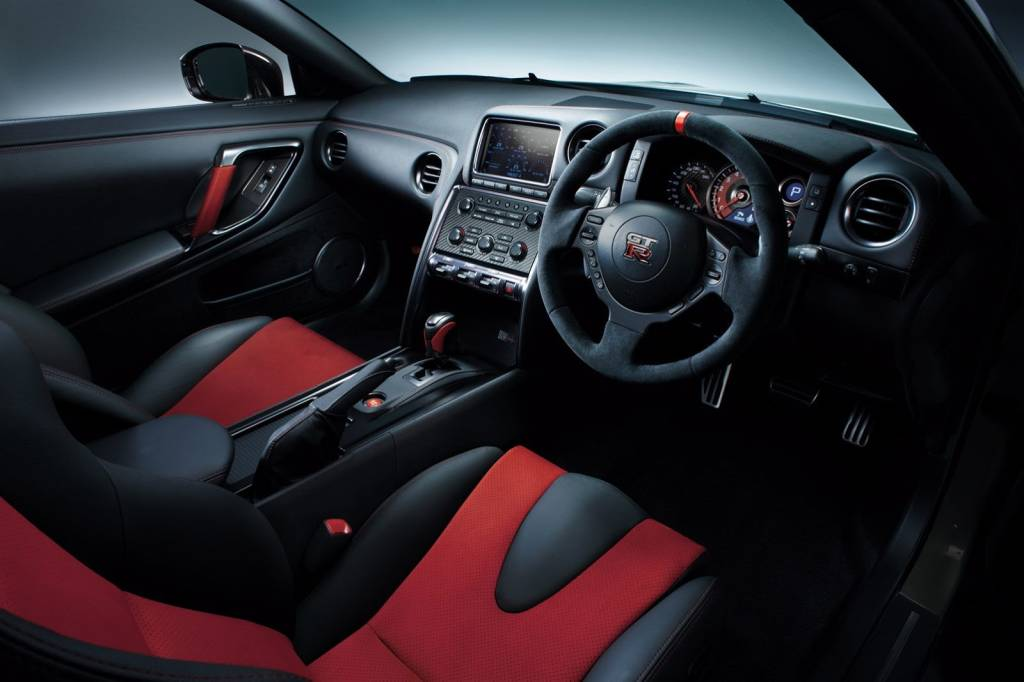 Nissan GT-R Nismo Interiors