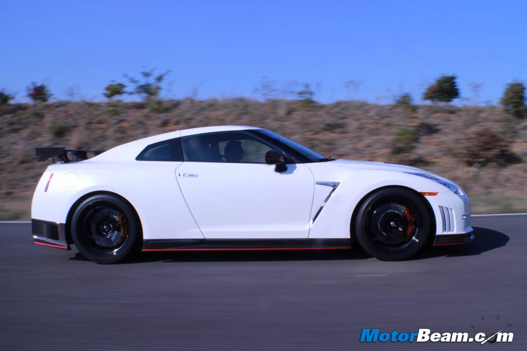 Nissan GT-R Nismo Test Drive Review