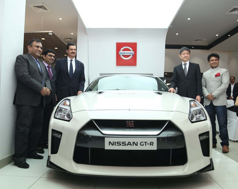 Nissan High Performance Centre