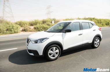 Nissan Kicks Test Drive Review – Feels Promising