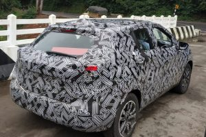 Nissan Kicks Spotted India