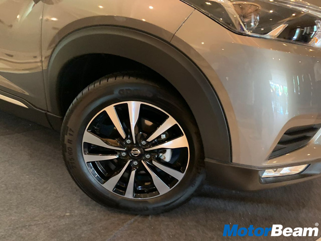 Nissan Kicks Wheel