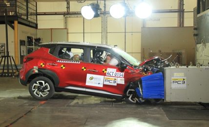 Nissan Magnite ASEAN NCAP Crash Test Result