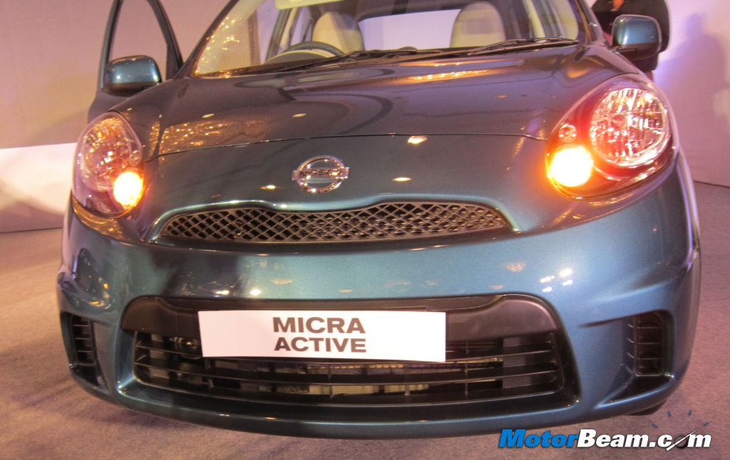 Nissan Micra Active Prices
