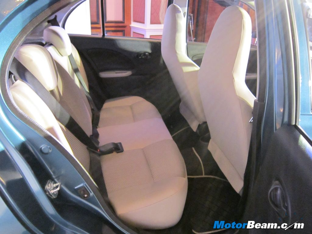Nissan Micra Active Space