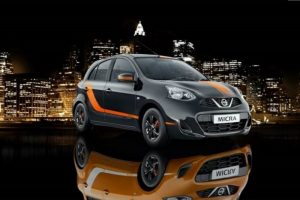 Nissan Micra Fashion Edition Black