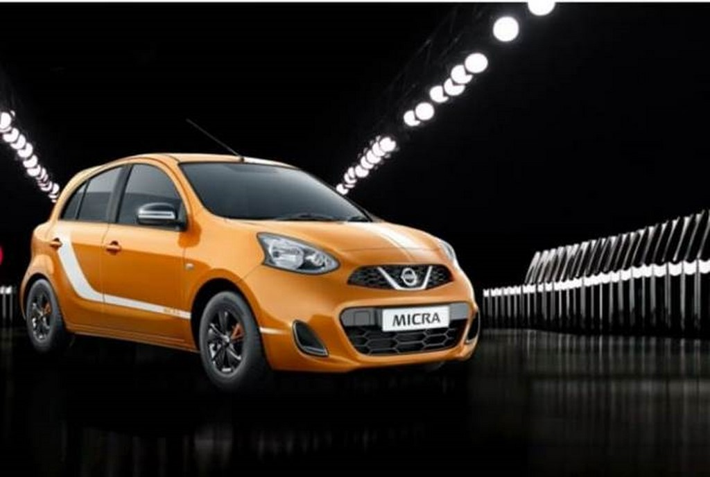 Image result for Nissan Micra Fashion Edition unveiled in India at Rs 6.09 Lakh
