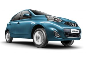 Nissan Micra Specifications