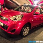 Nissan Micra X-Shift India Launch