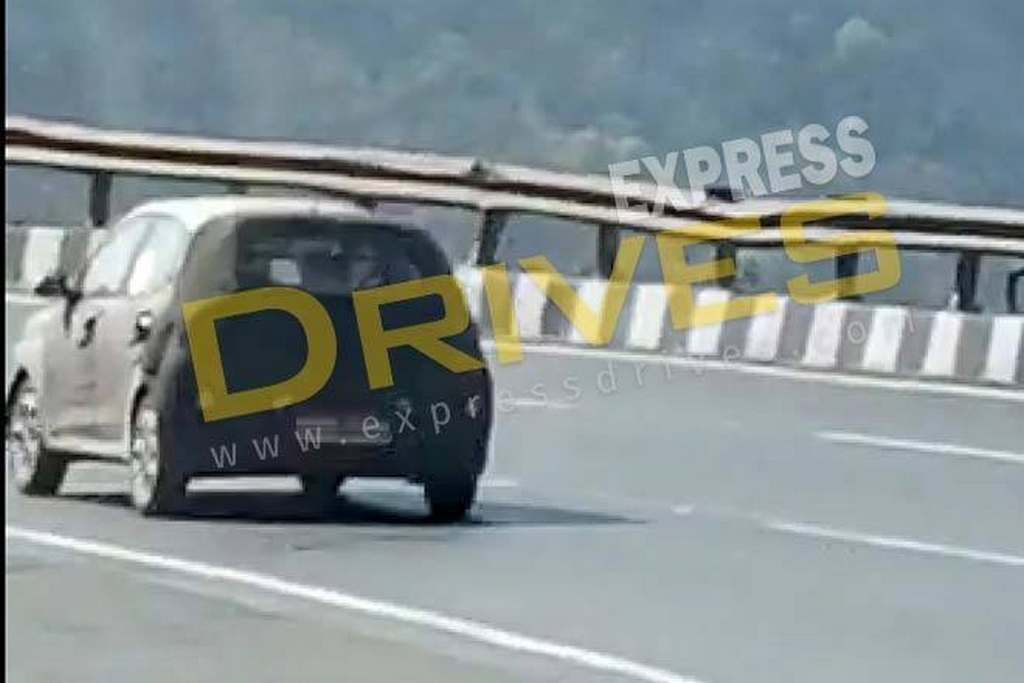 Nissan Note ePower Spotted
