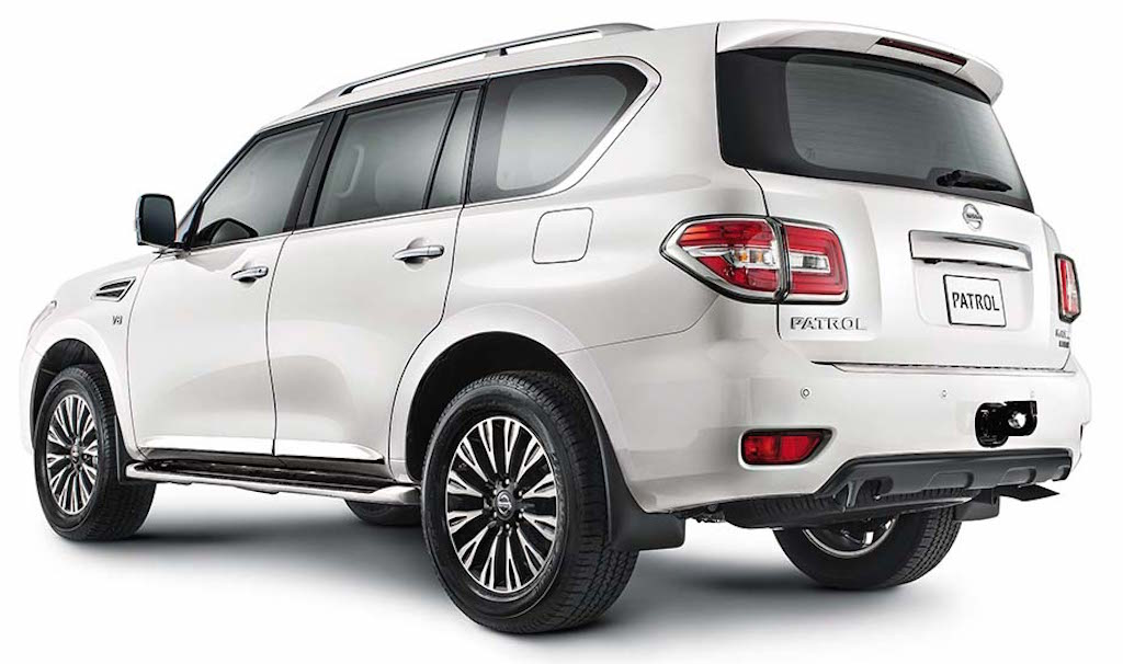 Nissan To Launch Patrol Suv In India Priced At Rs 1 Crore