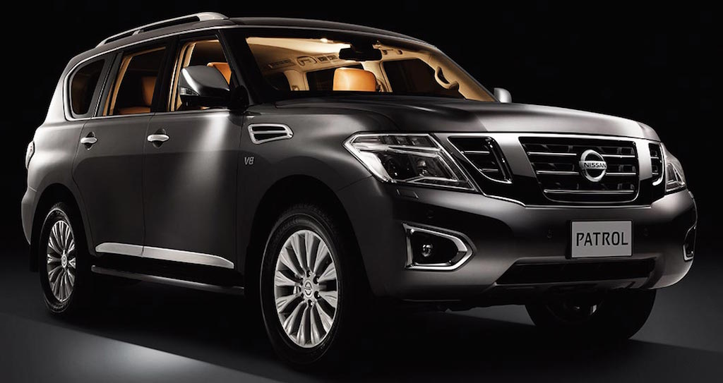 Nissan To Launch Patrol SUV In India, Priced At Rs. 1 Crore