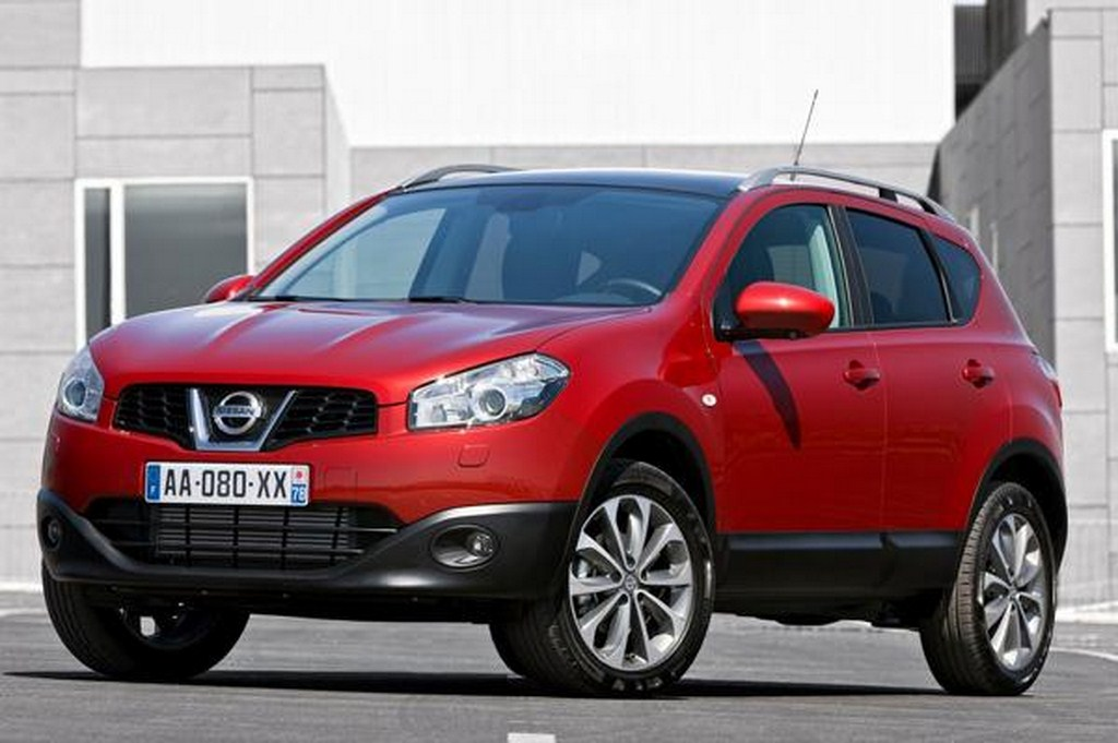 Nissan Could Launch Qashqai SUV In India