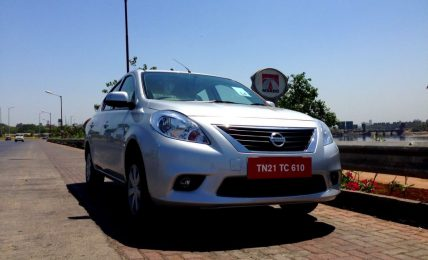 Nissan Sunny CVT Automatic Review