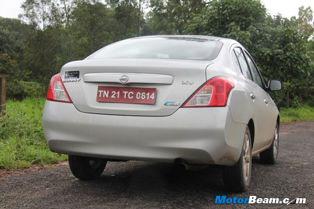 Nissan Sunny Long Term Report