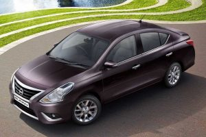Nissan Sunny Specifications