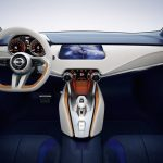Nissan Sway Concept Dashboard