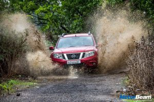 Nissan Terrano 85 PS Long Term