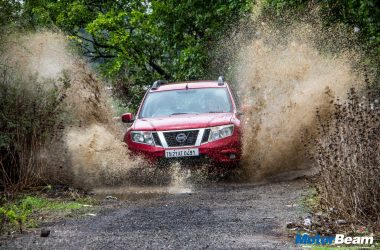 Nissan Terrano 85 PS Long Term Review – Third Report