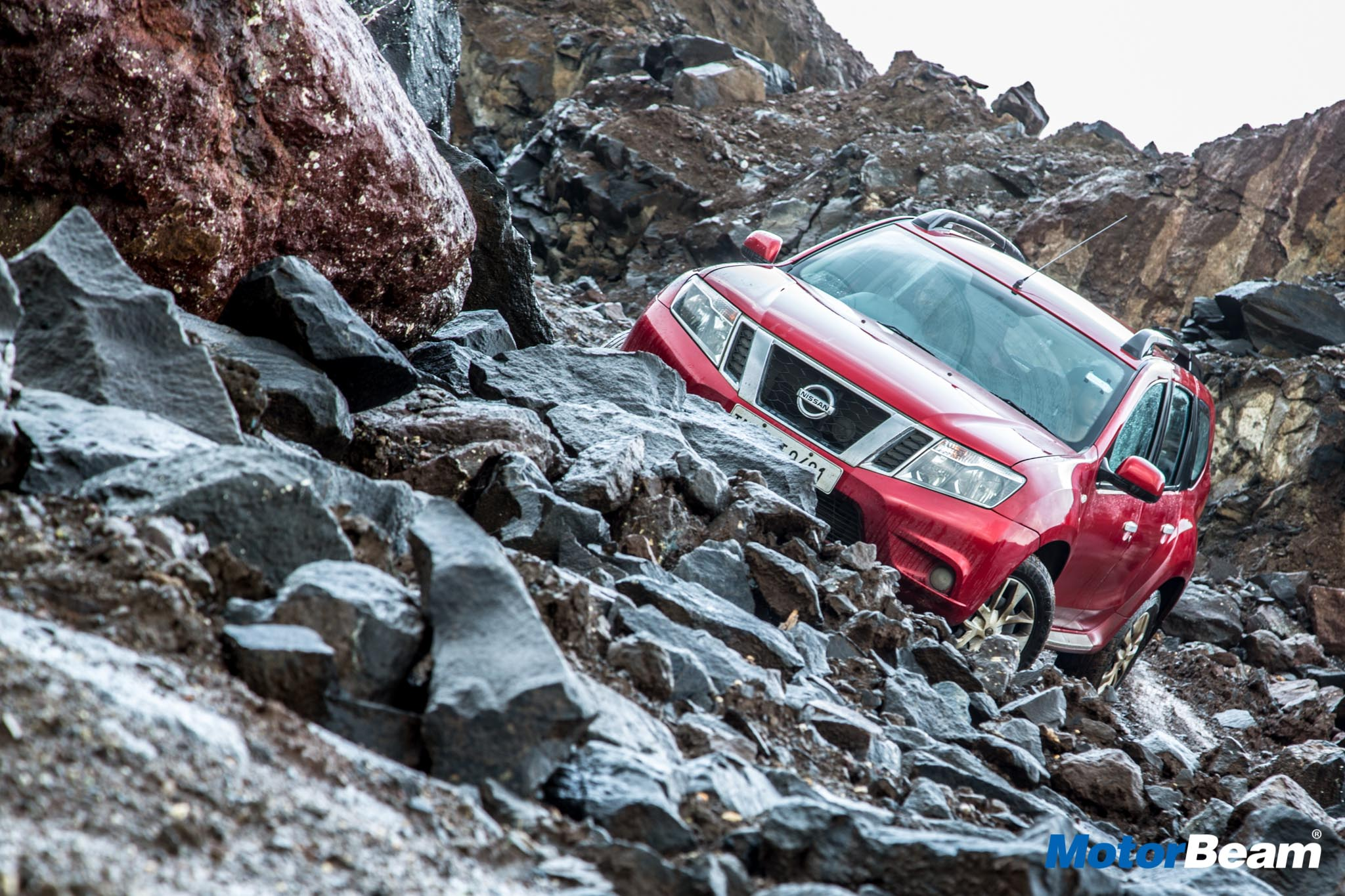 Nissan Terrano 85 PS Long Term Review