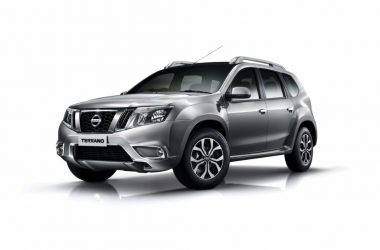 Nissan Launches Terrano Groove Limited Edition