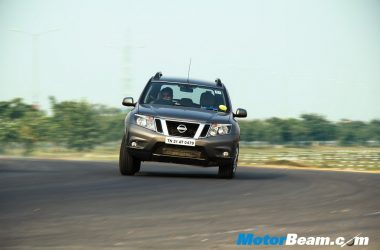Nissan Terrano Long Term Review – Initial Report