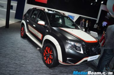 Nissan Terrano Special Edition and T20 Edition Showcased At Auto Expo [Live]