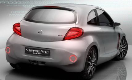 Nissan_Compact_Sport_Concept_Rear