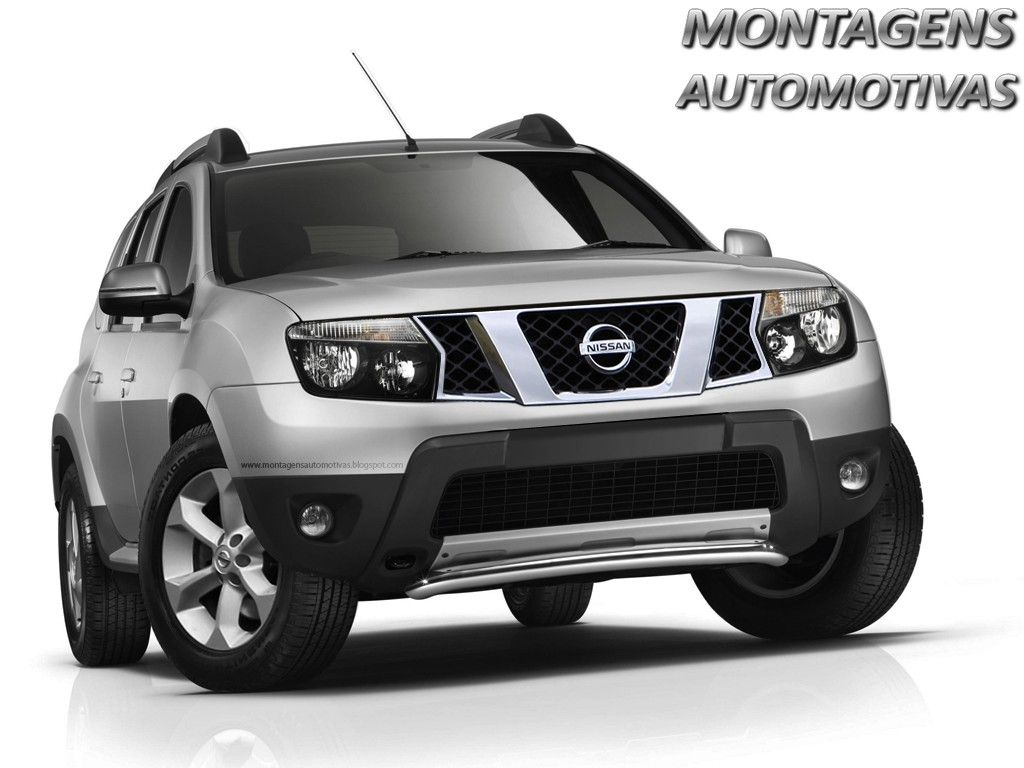 If Nissan Launched Its Own Duster