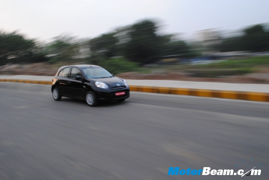 Micra Diesel In Action