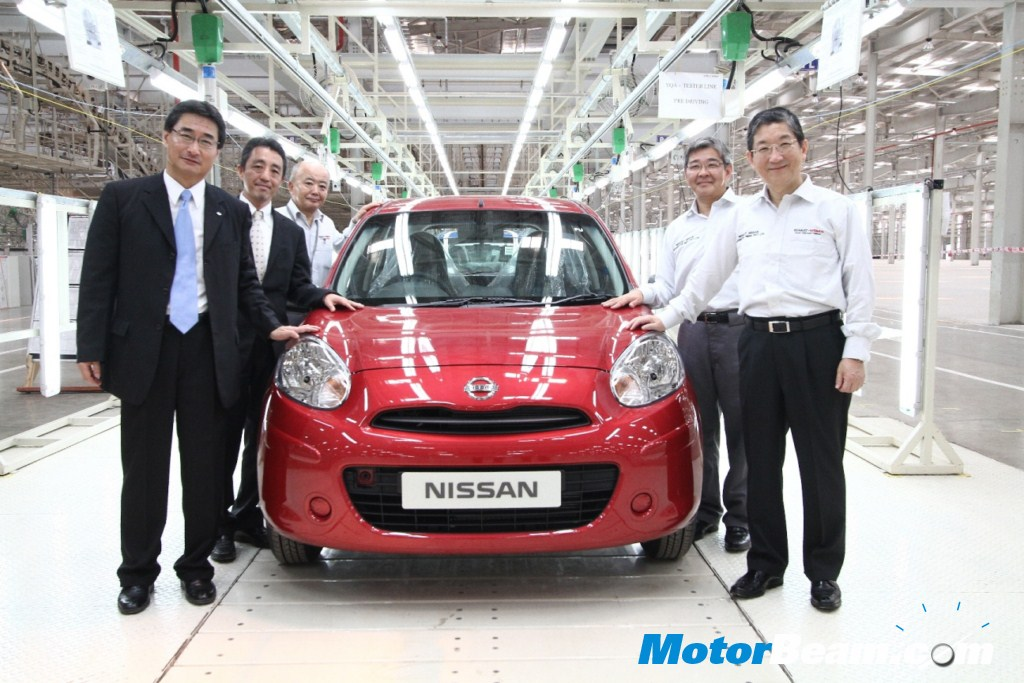 Nissan_Micra_Production_India
