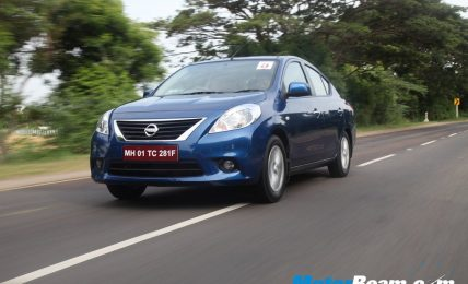 Nissan Sunny Test Drive Review