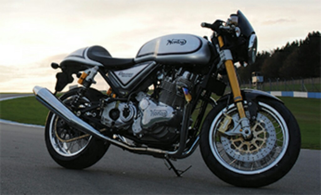 Norton Commando Cafe Racer