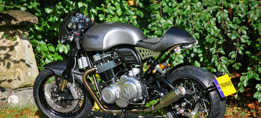 Norton Kinetic Partnership Dominator