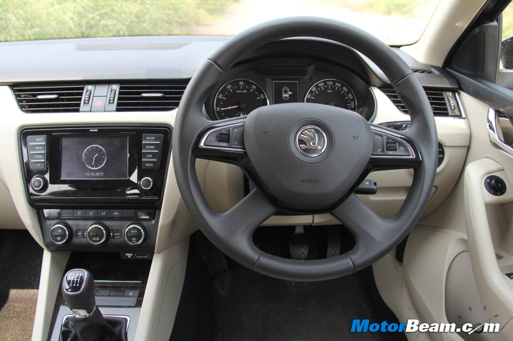 Octavia vs Jetta vs Elantra Comparison Test Drive Review