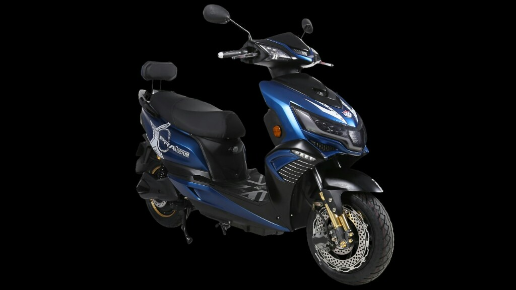 Okinawa Praise Chinese Scooter Is Claimed To Be Indian | MotorBeam