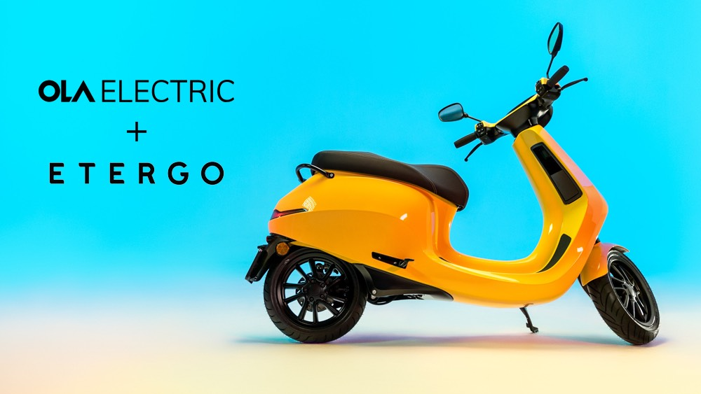 Etergo AppScooter To Come As Ola EV In 2021