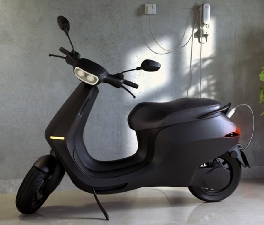 Ola Electric Scooter Bookings