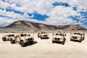 Oshkosh Defense JLTV Models
