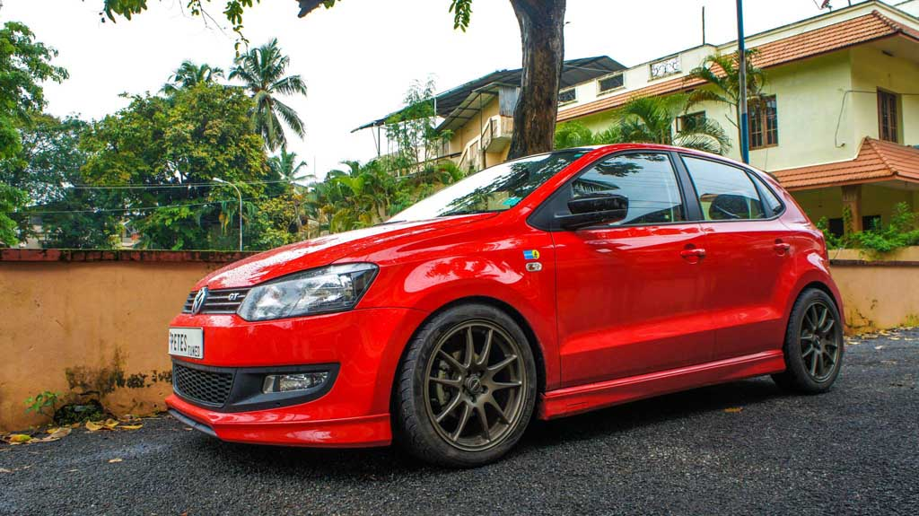 Pete's Volkswagen Polo GT TSI Gets Paddle Shifts