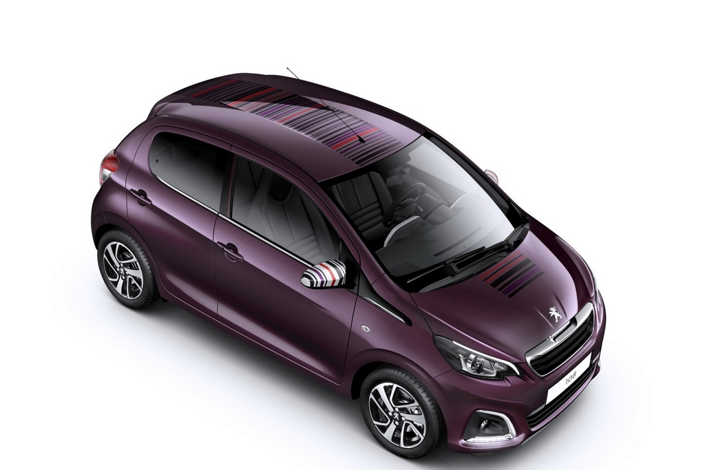 2014 Peugeot 108 City Car Unveiled, Could Be Launched In India