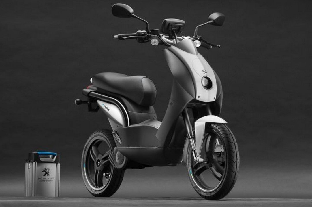Peugeot e-Ludix Electric Scooter India Launch Considered