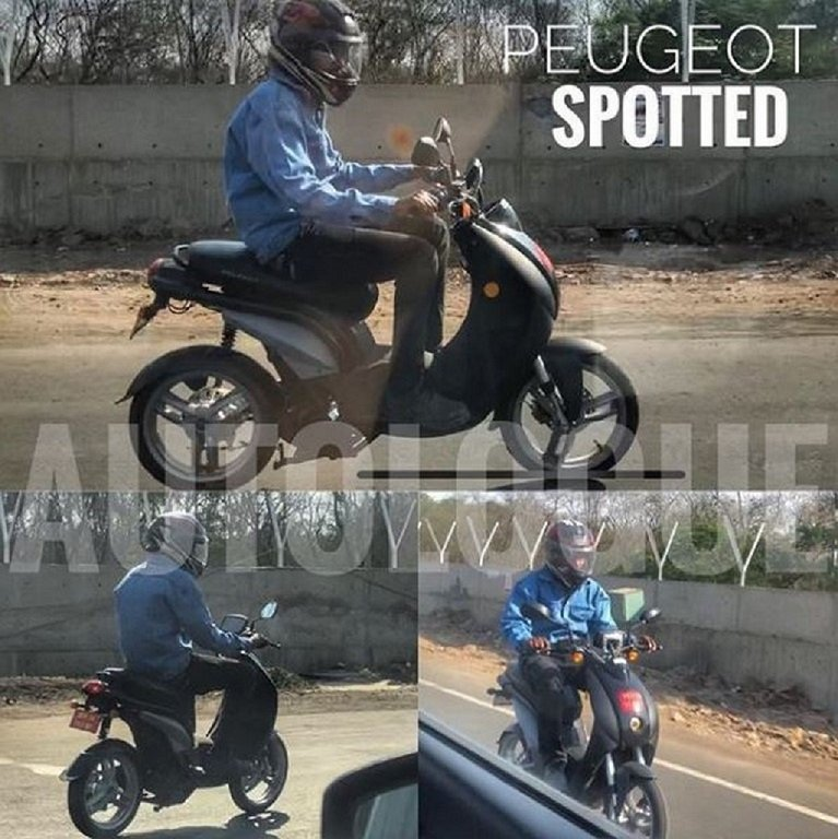 Peugeot Ludix Spotted